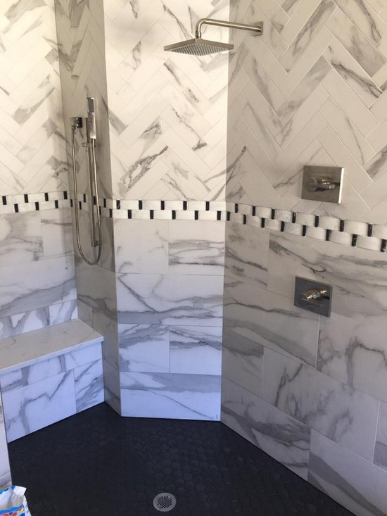 Domby Master Bathroom Remodel In Tampa FL Tampa Plumber - Bathroom remodel brandon fl